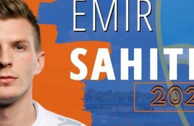 Emir Sahiti novi je igrač HNK Šibenik