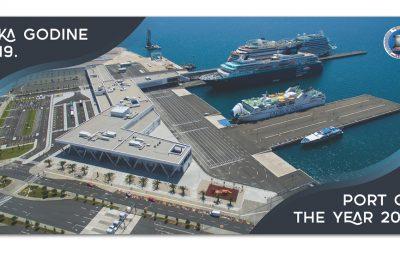 U najprestižnijem svjetskom izboru zadarska luka Gaženica proglašena lukom godine 2019.
