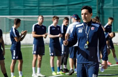 Dvije pobjede juniora Hajduka u prijateljskim ogledima