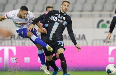 Jadranski derbi: Hajduk u nedjelju igra protiv Rijeke na Poljudu