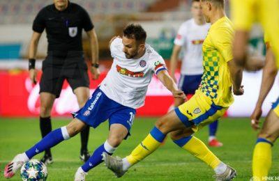Posljednja utakmica sezone: Hajduk od 18:55 sati gostuje u Zaprešiću