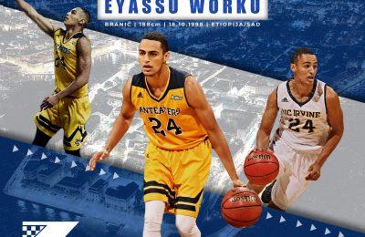 Eyassu Worku je pojačao Zadar
