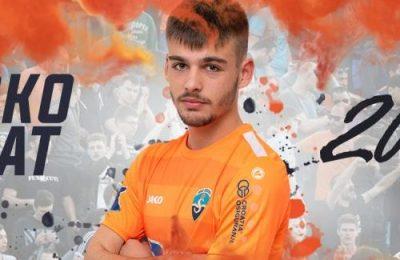 Još jedan produžetak ugovora za HNK Šibenik: M. Bulat ostaje u narančastom!