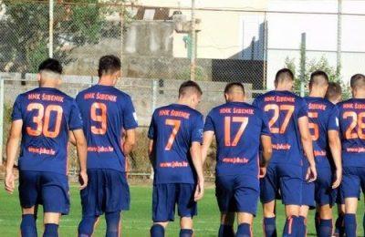 Prijateljska utakmica: HNK Šibenik 3 – 1 Hrvace