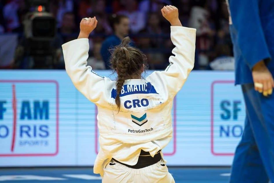 VIDEO: Veličanstvena Barbara Matić stigla do uspjeha karijere! Pokorila najbolje na putu do Grand Slam zlata!