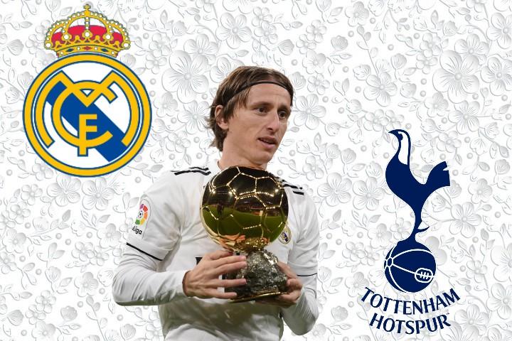 Tottenhamovi navijači žele Modrića natrag