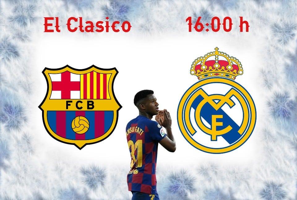 Barcelona s mladićima po prekid negativnog niza protiv Reala