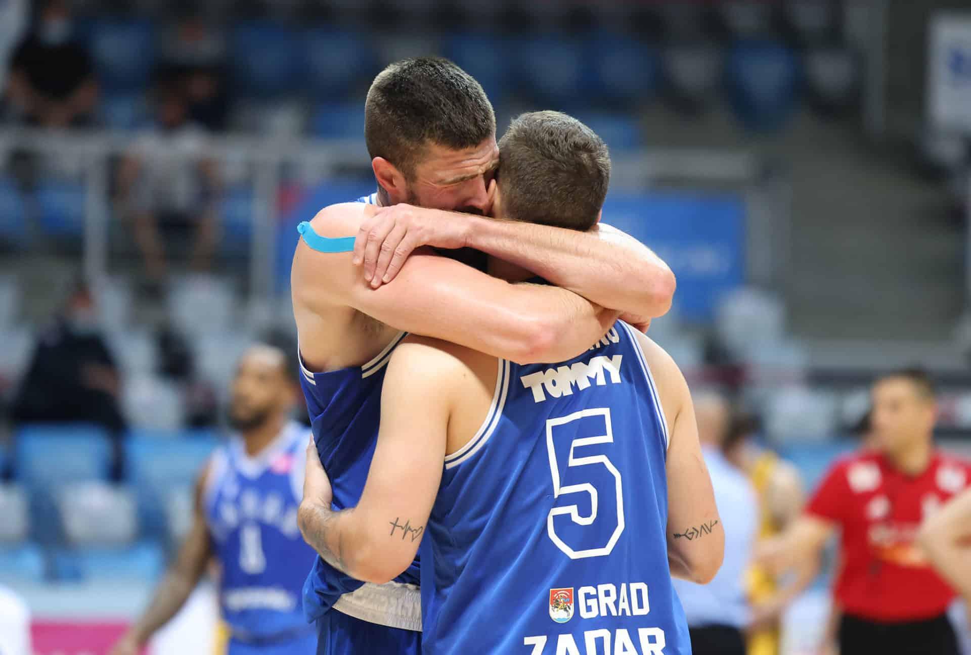 KK Zadar poveo 2-0 protiv Splita