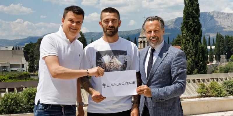 #LIVAJAOSTAJE: Klub i igrač su postigli dogovor o produženju ugovora do ljeta 2024. godine
